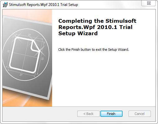 Installing Stimulsoft Reports Wpf